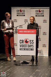 Pitch de 4GenW en Cross Video Days 2017